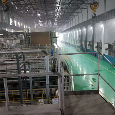 济南汇聚表面章鱼直播台剂在山东某纸厂的应用