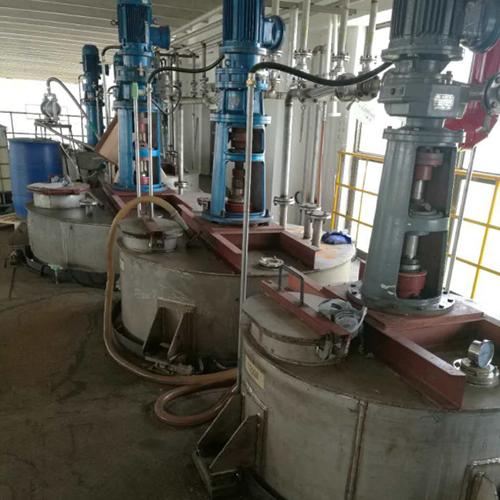 济南汇聚科技化学用剂生产设备